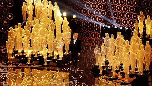 Церемония вручения премии Оскар. Архивное фото