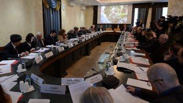 Слушания в Общественной палате РФ. Архивное фото