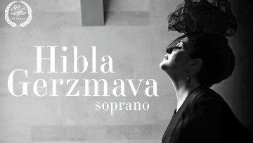 Обложка музыкального альбома Хиблы Герзмавы