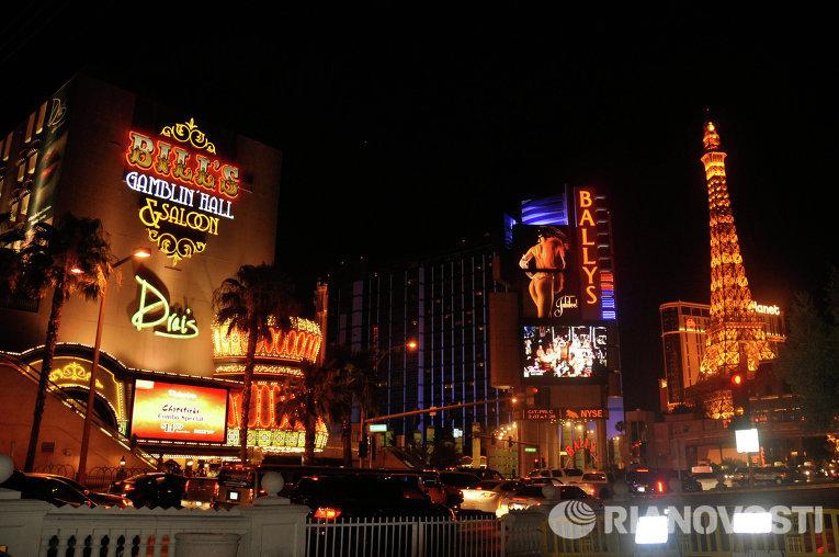 Ночной клуб Drai's и казино Bally's