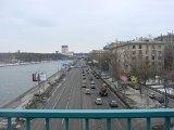 Вид на Москву с Пушкинского моста