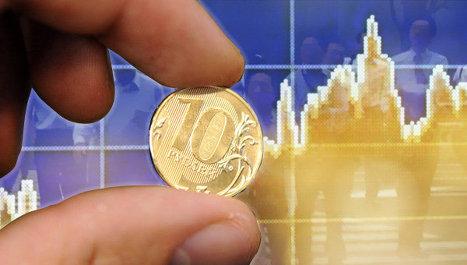 рубли, график, снижение, повышение, увеличение, рост, деньги