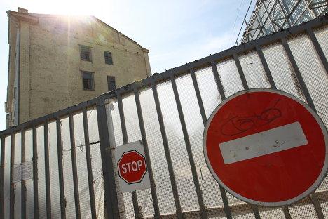 Историческое здание на улице Большая Якиманка в центре Москва дом кольбе памятник снос