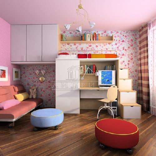 Как правильно обустроить комнату школьника