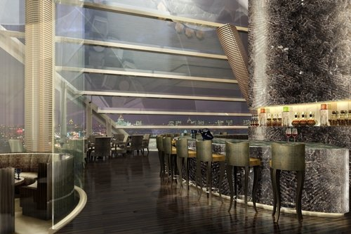 Самая высокая гостиница в России откроется в апреле в Москве