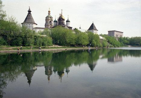 Новоспасский монастырь Москва