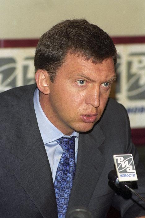 Олег Владимирович Дерипаска