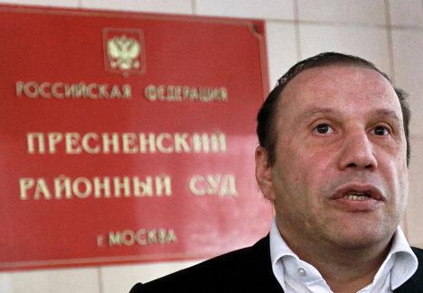 Буду добиваться оправдания - Батурин после суда по своему делу о мошенничестве