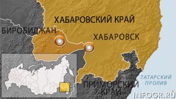 Без связи остались жители Хабаровского края и Биробиджана