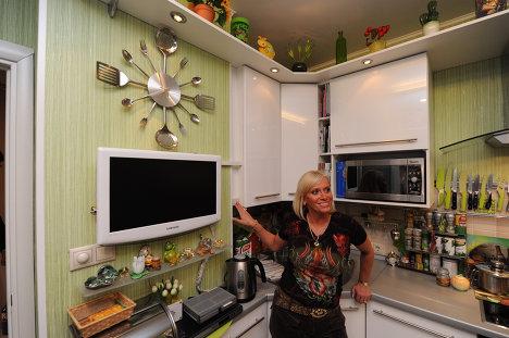 Квартира Натальи Гулькиной