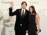 Деми Мур и Эштон Катчер посетили благотворительный аукцион в Москве