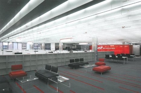 Офис компании Аэроэкспресс