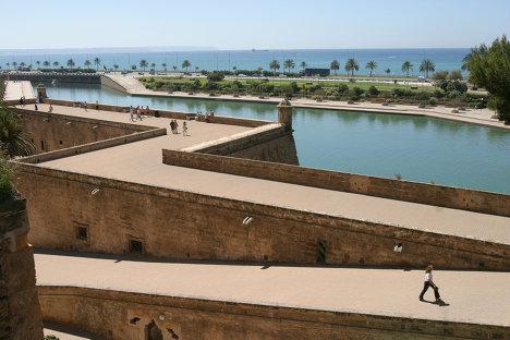Порт и морской курорт Пальма де Мальорка