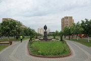 Города России. Железнодорожный