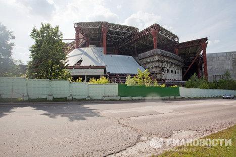 Аквадром на Аминьевском шоссе