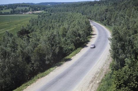 Дорога, шоссе