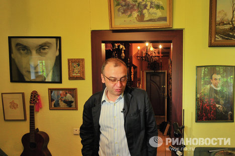 Дом с историей Дмитрия Бертмана