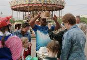 Отдых в Парке культуры и отдыха имени Горького
