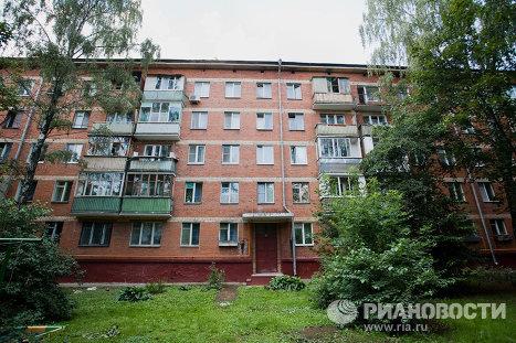 Дом номер 47 на Кавказском  бульваре