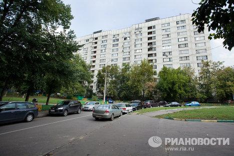 Улица Большая Андроньевская, дом 20, станция метро Таганская в Москве