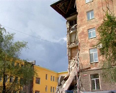 Сначала обвалился угол – очевидец обрушения дома во Владивостоке