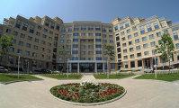 Дальневосточный федеральный университет на острове Русский
