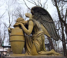 Памятники исторического некрополя участников Отечественной войны 1812 года на кладбище Донского монастыря и Рогожском кладбище