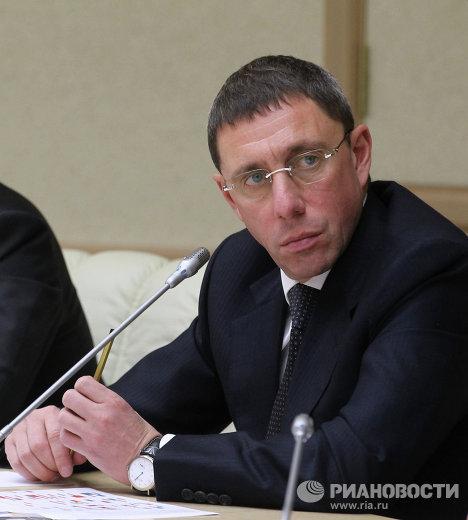 Заместитель главы Минрегионразвития РФ Владимир Коган