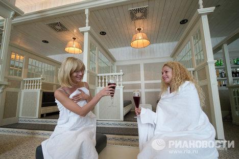 Работа Варшавских бань в Москве после капитального ремонта