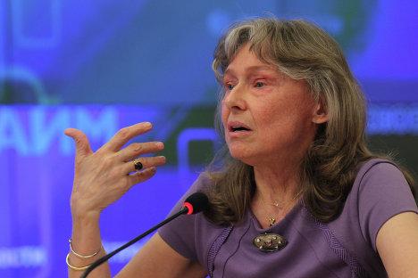 Президент Института экономики города Москвы Надежда Косарева