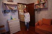 Репетиционная в ванной и футбол в детской в квартире певицы Юты
