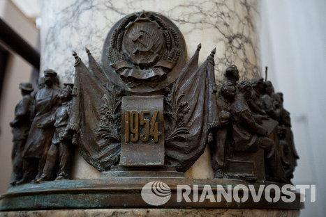 Павильон ВВЦ, прошедший путь от Сибири до Армении