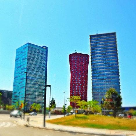 Отель Порта Фира в Барселоне