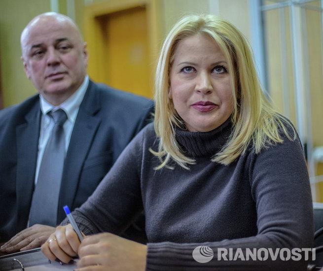Рассмотрение вопроса о продлении домашнего ареста Е.Васильевой