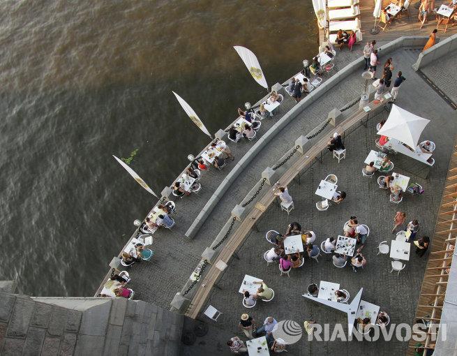 Летние веранды в Москве