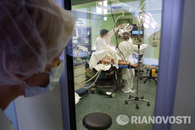 Работа Самарского областного клинического онкологического диспансера