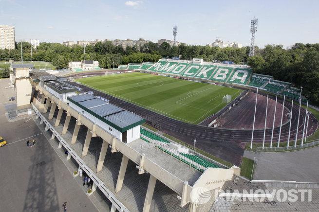 Стадион имени Эдуарда Стрельцова