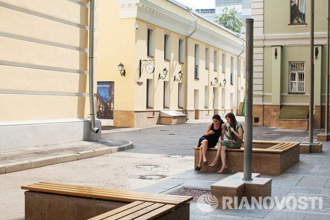 Аллея Романов появится в Москве