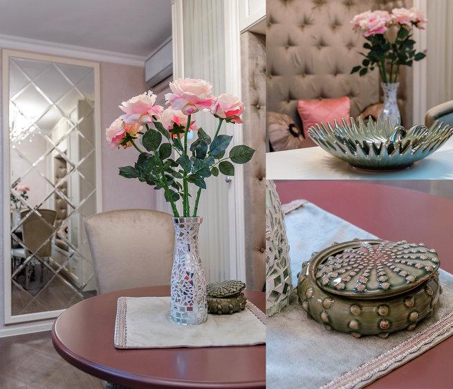 Как объединить гостиную, спальню, столовую и кабинет