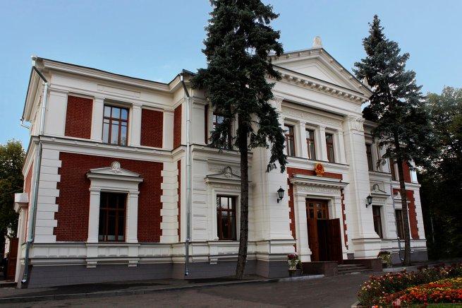 Здание приюта им. Н.С.Мазурина