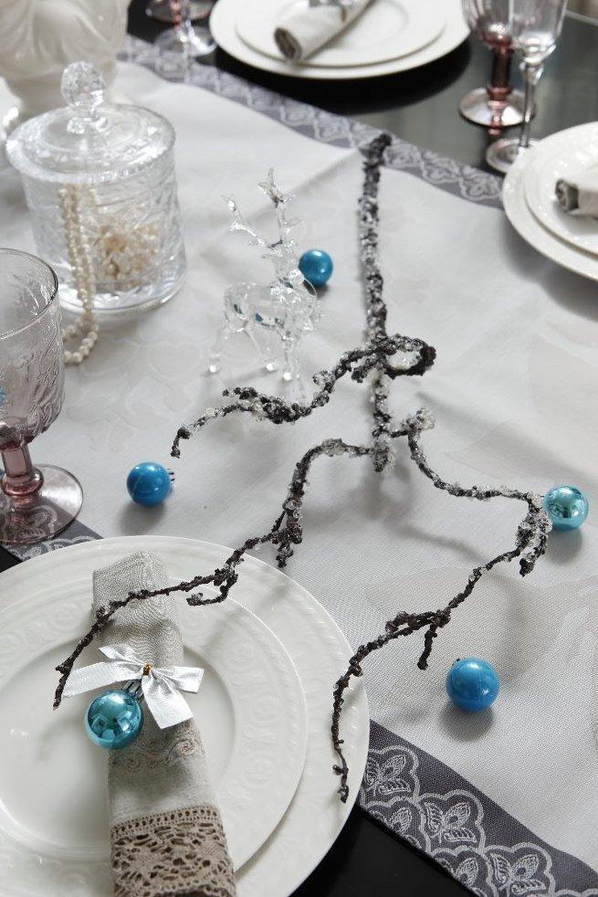 Как сервировать стол на Новый год