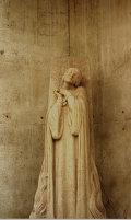 скульптура на месте сожжения Жанны д'Арк в Руане