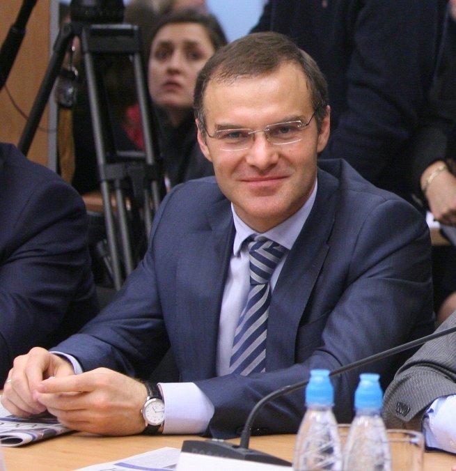 Руководитель Госжилинспекции Московской области Александр Коган