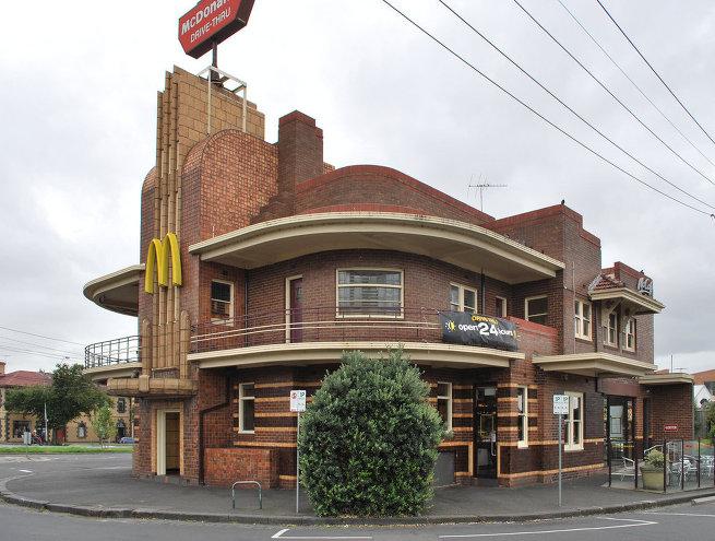 Макдональдс в Австралии