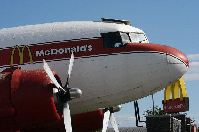 Макдональдс в Новой Зеландии