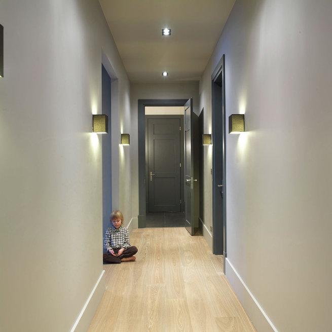 Как визуально сделать потолки выше