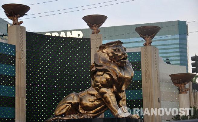 Отель-казино MGM Grand