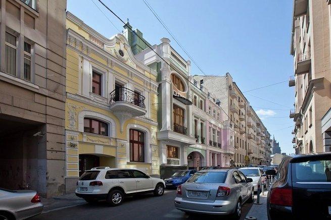 Особняк в Барыковском переулке
