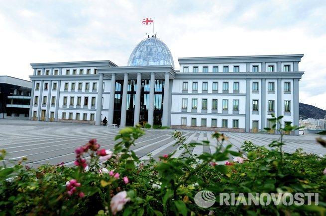 Президентский дворец М. Саакашвили