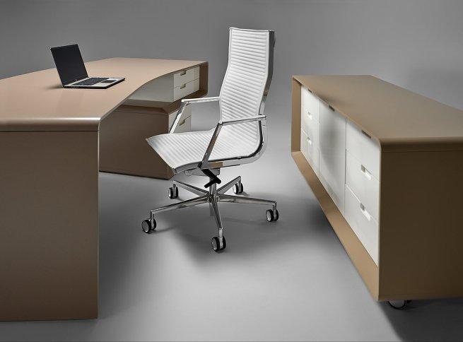 Презентация новой коллекции мебели для руководителя